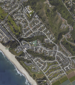 The Seascape Neighborhood of Aptos