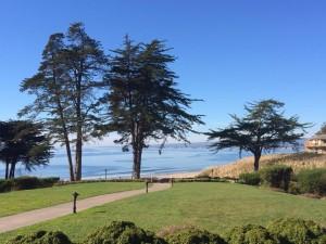 Sanderlings Restaurant View