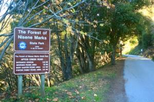 Cabrillo Connector Trail Opens Today