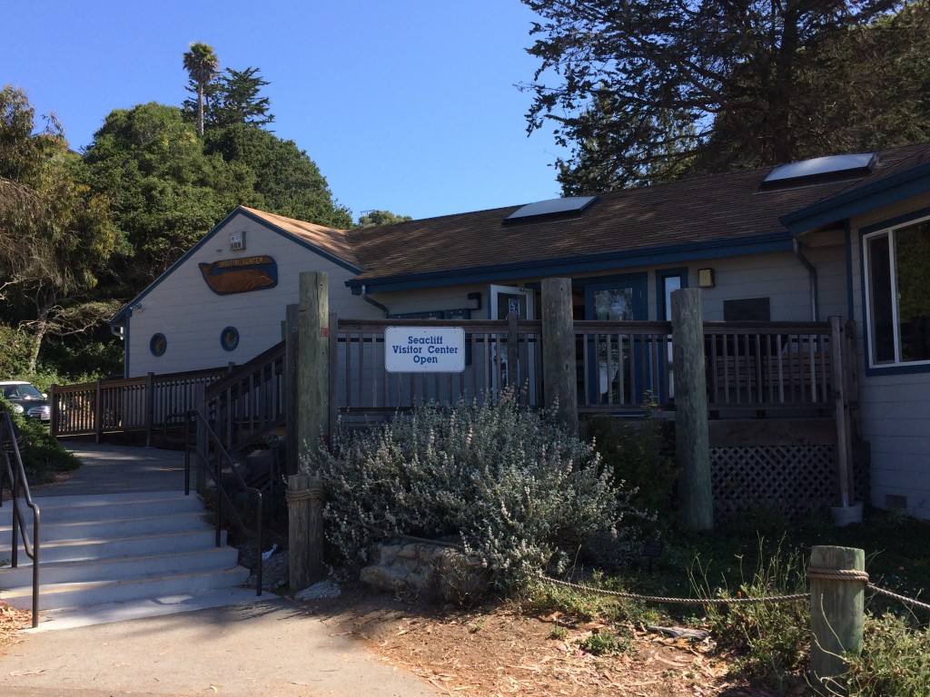 Seacliff State Beach Visitor's Center