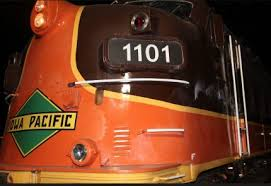 Train to Christmas Town