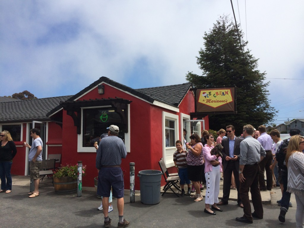 Marianne's Grand Opening, June 25, 2014