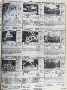 MLS Listings from Aptos 1998