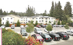 Aptos Blue Apartments Officially Open
