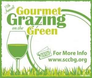Gourmet Grazing on September 27 in Aptos Village Park