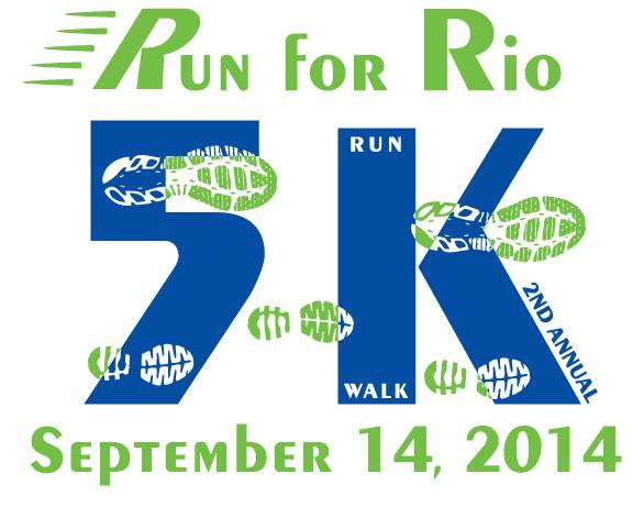 Run for Rio 5K Race