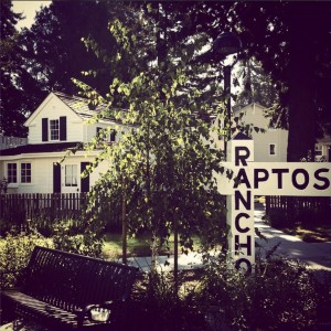 The Castro House in Aptos