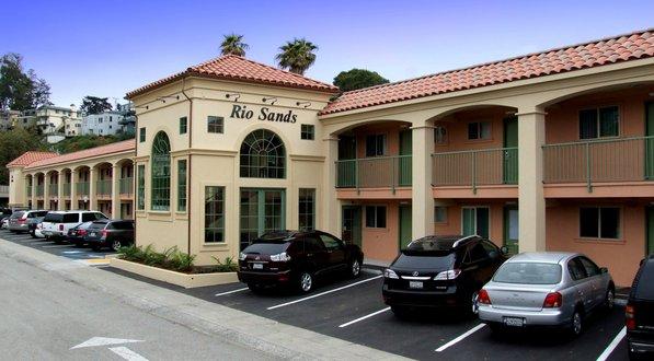 Rio Sands Hotel in Aptos (Rio del Mar)