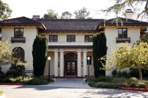 The Sesnon House at Cabrillo College