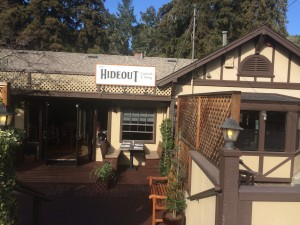 The Hideout in Aptos