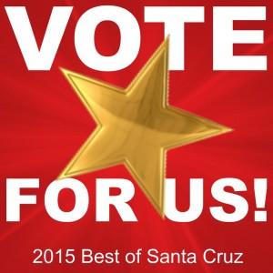 Vote for Best of Santa Cruz 2015