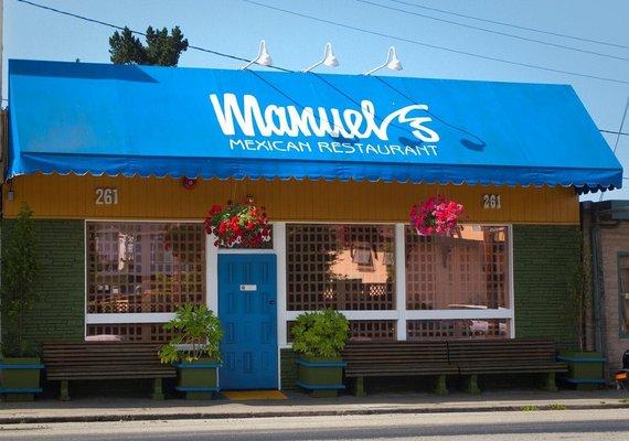 Manuel S Restaurant Aptos Menu
