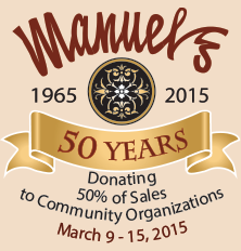 Manuel's Restaurant Celebrates 50 Years