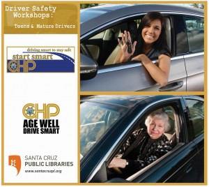 Driver Safety Workshops at the Aptos Library