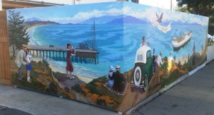 Seacliff Mural Unveiling