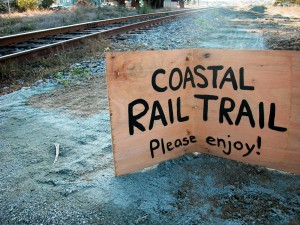 Rail Trail Debate Rages on