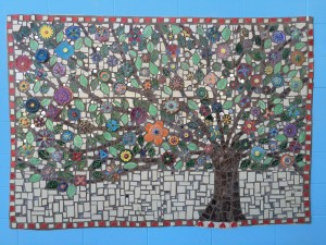 Tile Mosaic Public Art Comes to Aptos