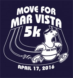 Run the Mar Vista 5K Race!