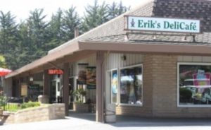 Eat at Erik's Deli Cafe and Support Aptos History!