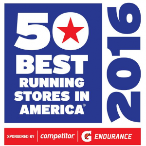 Fleet Feet Sports is Honored as One of 50 Best in USA