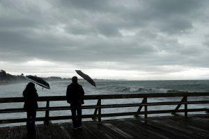 Aptos Prepares for First Major Winter Storm of 2017