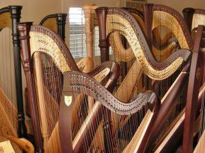 Twelfth Night Harp Festival