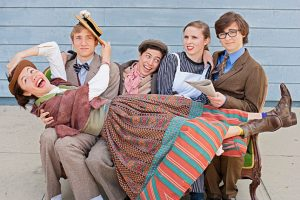 "Aptos High Production of ""My Fair Lady"""